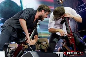 2CELLOS - Pula, Arena, 02.07.2017.