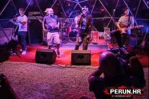 ASIAN DUB FOUNDATION, Sassja - Dubrovnik, Park Orsula - 28.07.2015.