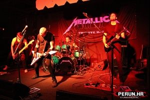 Black Metallica tribute - Zagreb, Boogaloo, 30.11.2017. - galerija