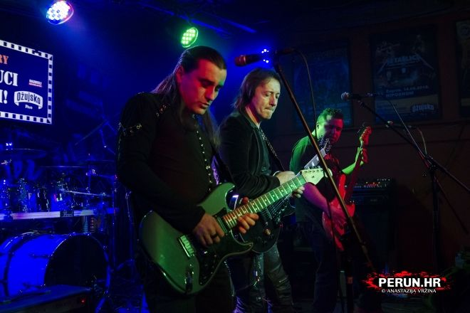 DIVLJE JAGODE (warm up for Deep Purple) - Zagreb, Bikers Beer Factory, 22.04.2017. - galerija