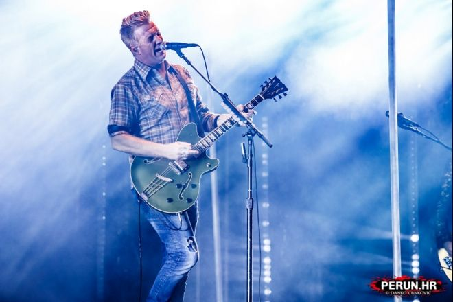 INmusic 1. dan (David Byrne, The Kills, QOTSA...) - Zagreb, Jarun, 25.06.2018. - galerija