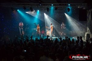 Queen Real Tribute band - Rijeka, Pogonu kulture, 09.12.2016.