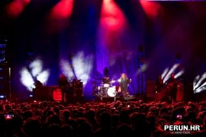 ROBERT PLANT & SENSATIONAL SPACE SHIFTERS - Pula, Arena - 30.07.2016.