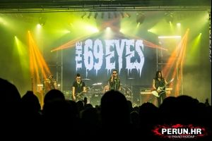 THE 69 EYES, Vlad In Tears, De Facto - Budapest, Barba Negra, 13.11.2016.