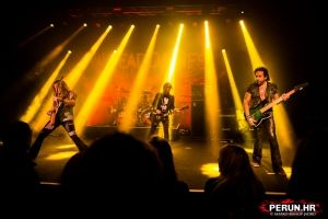 THE DEAD DAISIES – 11.12.2018., Zagreb, Boogaloo