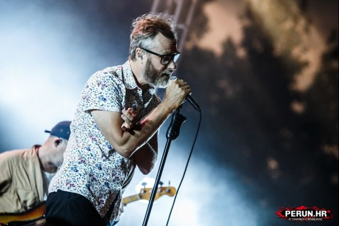 THE NATIONAL, Elf Power - Zagreb, ŠRC Šalata, 10.07.2018. - galerija