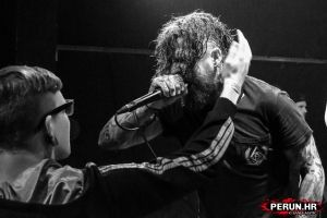 VANNA, Climates, Free Ride - Zagreb, Vintage Industrial Bar - 09.12.2014.