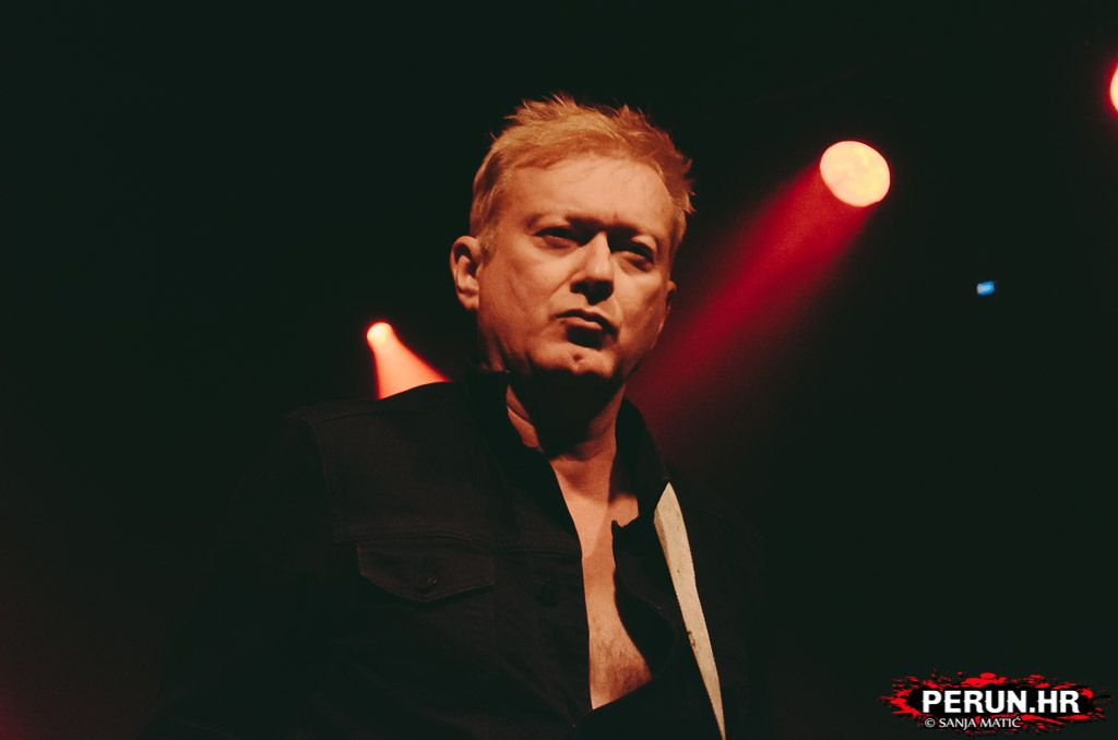 GANG OF FOUR, Discohernia - Zagreb, Tvornica Kulture, 24.04.2015.