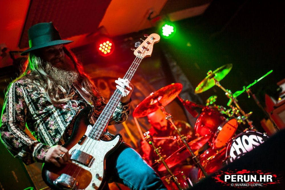 THOSE FURIOUS FLAMES, Lefty Mice - Zagreb, Hard Place - 05.03.2015. - galerija