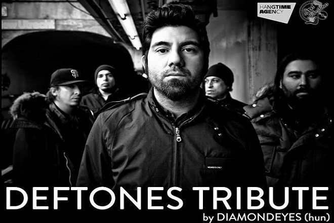 Osvoji ulaznicu za Deftones tribute / Brain Production / Voltage / DJ Kneža // GVs05e14 u Vintage Industrial Bar-u 08.03.2017.