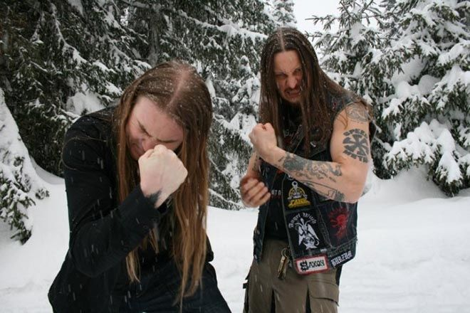 DARKTHRONE se vratio s 'The Hardship of the Scots'