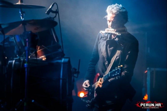 BLACK REBEL MOTORCYCLE CLUB, The Vacant Lots - Zagreb, Tvornica Kulture, 13.06.2019.