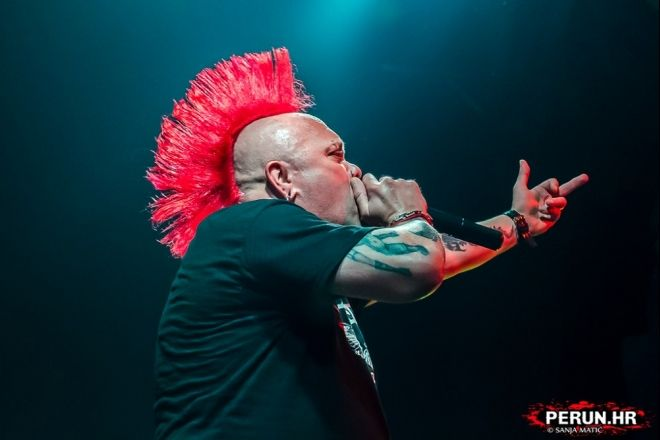 THE EXPLOITED, Code Red Organisation - Zagreb, Vintage Industrial Bar - 13.07.2015. - galerija