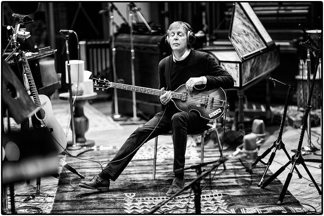 Sir PAUL McCARTNEY najavio objavu novog albuma 'Egypt Station'!