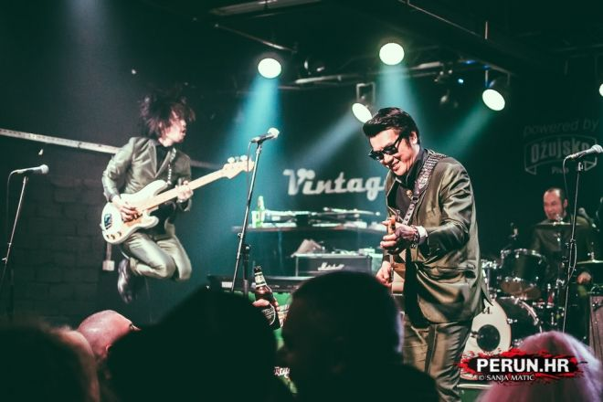 THE MINNESOTA VOODOO MEN, B and the Bops, Erotic Biljan & His Heretics - Zagreb, Vintage Industrial Bar - 02.03.2016. - galerija