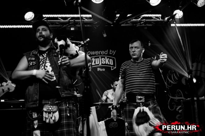 THE REAL MCKENZIES, Ogenj - Zagreb, Vintage, 28.08.2018. - galerija