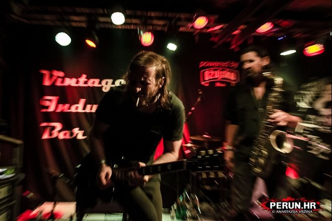 DEMOLITION GROUP - Zagreb, Vintage Industrial Bar - 10.06.2015.