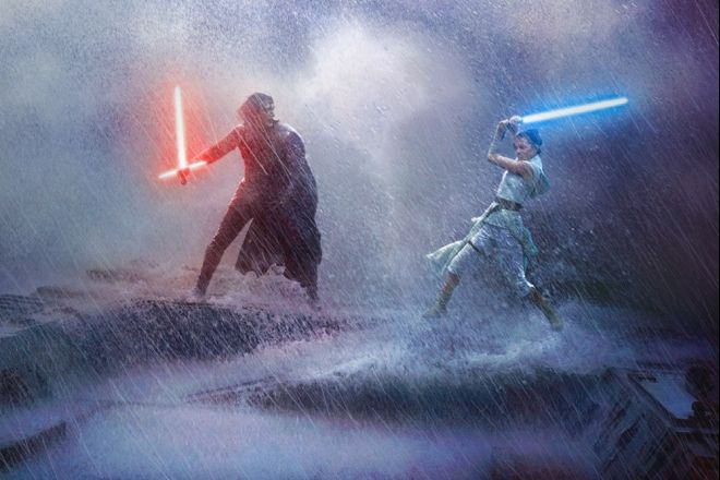 RATOVI ZVIJEZDA: USPON SKYWALKERA (Star Wars: The Rise of Skywalker)