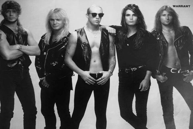 WARRANT - I know a secret down at Uncle Tom's Cabin - priča o jednom o najboljih rock albuma 80-ih