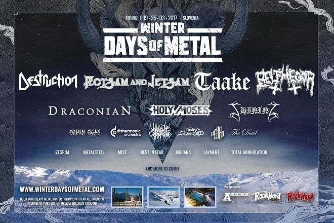 Ulaznice za WINTER DAYS of METAL festival