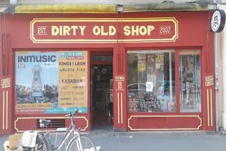 DIRTY OLD SHOP slavi 10 godina