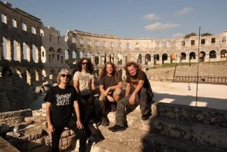 VOIVOD + EARTH SHIP - Pula, Uljanik, 02.10.2017.
