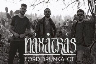 GOOD VIBRATIONS: Naxatras, Lord Drunkalot - Zagreb, Vintage Industrial Bar - 03.10.2018.