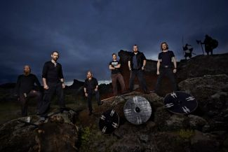 SKALMOLD: And since Iceland is rich with Viking lore and folk music it was a very natural progression (ENG)