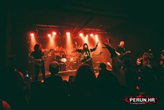 Cannabis Corpse, Bednja - Zagreb, Vintage Industrial Bar, 22.03.2018.