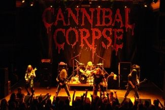 CANNIBAL CORPSE, Disavowed, Urkraft - nezaustavljiva death metal mašinerija