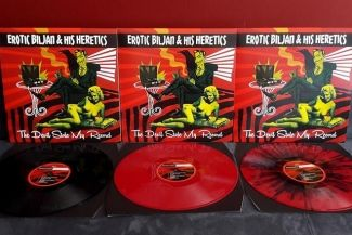 EROTIC BILJAN & HIS HERETICS objavili limited edition vinil