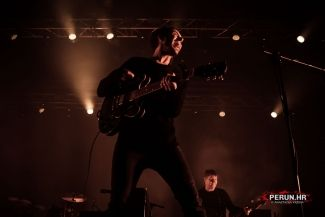 EDITORS (+ Whispering Sons) - Zagreb, MD Doma Sportova, 08.02.2020.