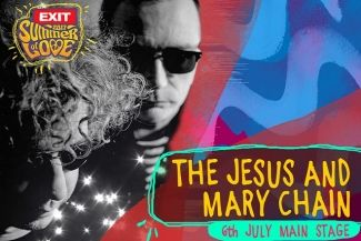 The Jesus And Mary Chain na Exitu!