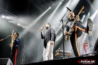 INMUSIC FESTIVAL - DAY 1 (FFS, Paolo Nutini, Future Islands...) - Zagreb, Jarun - 22.06.2015