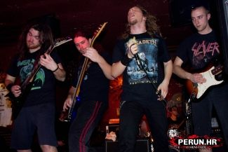 STEELHAMMER - Pula, Rock bar Mimoza - 28.03.2015