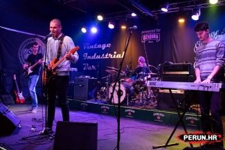 GOOD VIBRATIONS: Renegades, Introvers, Fit the Quota – Vintage Industrial Bar, Zagreb – 23.03.2016.