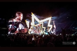 ROBBIE WILLIAMS - Austria, Klagenfurt, Woerthersee Stadion, 29.08.2017.