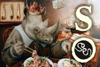 SOEN + LIZZARD - Ljubljana, Channel Zero, 22.03.2015.