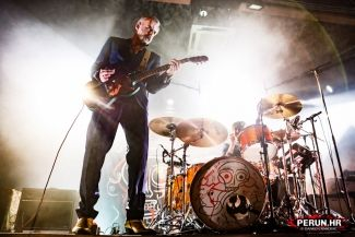TRIGGERFINGER, A Place to Bury Strangers - Zagreb, Tvornica kulture, 05.11.2017.