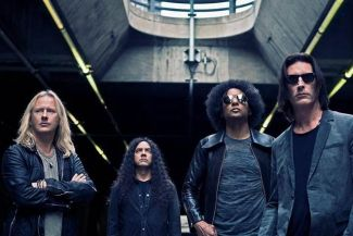 ALICE IN CHAINS u studiju