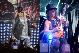 Axl Rose i Slash ponovo u GUNS N'ROSES-u