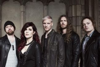DELAIN: Holland is known for its many symphonic metal bands (ENG)