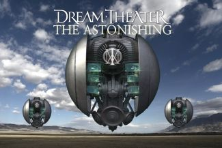 DREAM THEATER - The Astonishing live - London, London Palladium 18.02.2016.