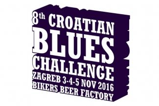 Počinju prijave za 8th Croatian Blues Challenge