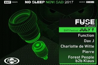FUSE prvi objavio line up za NO SLEEP NOVI SAD