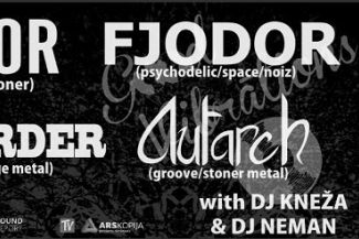 GOOD VIBRATIONS 12.11.2014. - Umor / Fjodor / Hazarder / Autarch - osvoji ulaznicu!