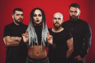 JINJER + Decage + Five Minutes Hate - Ljubljana, Channel Zero, 19.05.2017.