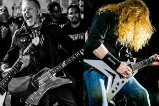 Metallica vs. Megadeth: Dawn of Grammys
