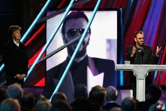 RINGO STARR konačno u Rock and Roll Hall of Fame