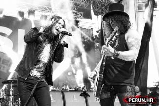 SLASH FEAT MYLES KENNEDY AND THE CONSPIRATORS - Zagreb, Šalata - 26.06.2015